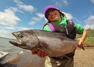 Alaska Luxury Fly-Out Fishing Lodge 14