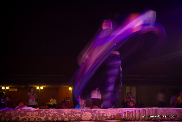 Tanoura, Egyptian Folk Dance, Dubai