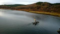 End Of The Day (salmoferox) Tags: fish scotland highlands fishing kayak loch pike predator cr lure pikefishing catchandrelease catchrelease kayakfishing lurefishing trident13 deadbaiting