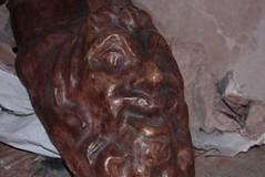 cartapesta antica e patinata