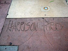 """Harrison Ford Signature • <a style=""""font-size:0.8em;"""" href=""""http://www.flickr.com/photos/109120354@N07/11047653216/"""" target=""""_blank"""">View on Flickr</a>"""