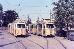Once upon a time - Danmark - København / Copenhagen (railasia) Tags: copenhagen denmark ks sixties terminus düwag traminfra routenº16 routenº10