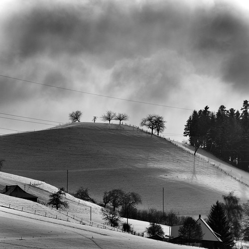 Hill in the Emmental
