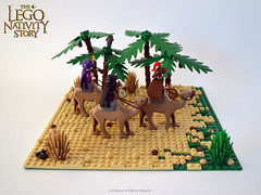 The Eastern Desert Set (Viktor-Persson) Tags: desert lego scorpion camel bible bethlehem threewisemen camels nativity balthazar caspar wisemen nativityscene minifigure melchior minifigures nativitystory legonativity thelegonativitystory
