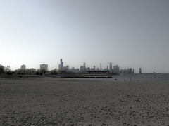 "Skyline from 31st st Beach • <a style=""font-size:0.8em;"" href=""http://www.flickr.com/photos/59137086@N08/11440701674/"" target=""_blank"">View on Flickr</a>"