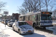 IMG_6054 (GojiMet86) Tags: park street new york city nyc bus buses 21 south 21st orion astoria mta vii 2007 genii hlf 3632 q69