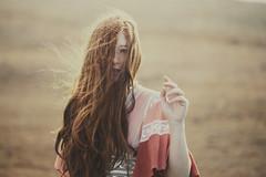 Alice (Alessio Albi) Tags: light portrait woman sun girl beauty nikon bright wind redhead 85 d600