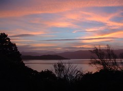 Winter Sunrise on Lochalsh - Iain Turnbull