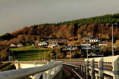 Kessock bridge, Inverness (Lue Macraven) Tags: scotland highland inverness kessockbridge riverness beaulyfirth moaryfirth