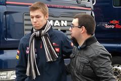 Daniil Kvyat (chdphd) Tags: f1 formulaone formula1 jerez paddock tororosso scuderiatororosso daniilkvyat vision:people=099 vision:face=099 vision:outdoor=0743 vision:car=0531
