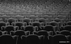Patio de Butacas (Landahlauts) Tags: blackandwhite bw blancoynegro teatro andaluca andalucia granada andalusia andalusien teatromunicipal cultura andalousie andalusie andaluz butaca ayuntamientodegranada andaluzia    andaluzja patiodebutacas  andaluzio biancoinero        teatroisabellacatolica             andalouzia andalusiya     teatromunicipalisabellacatolica fujifilmxpro1