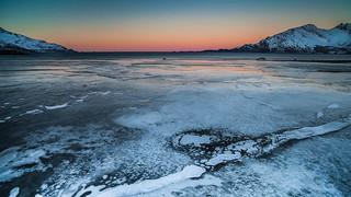 Grotfjord ice