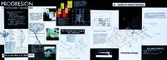 Diagramacin / memoria (Boris Forero) Tags: white black blanco collage architecture contrast stand ecuador arquitectura negro contraste juliana gomez memoria axonometric retcula uees axonometra