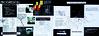 Diagramación / memoria (Boris Forero) Tags: white black blanco collage architecture contrast stand ecuador arquitectura negro contraste juliana gomez memoria axonometric retícula uees axonometría