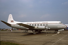 G-ALWF (Paul Thallon - Aviation Photos) Tags: bea duxford vickers viscount britisheuropeanairways galwf