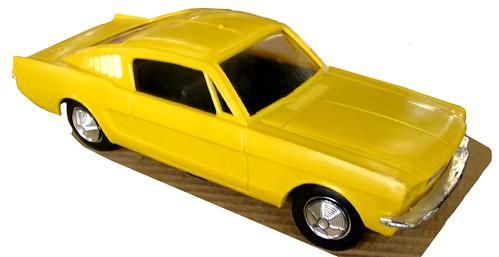 Mennella Mustang Fastback