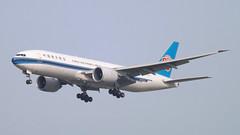 B-2072 (sjevazz) Tags: china amsterdam electric plane airport general 7 cargo southern seven boeing ge schiphol 777 triple 90 ams spotting freighter eham planespotting b777 ge90 777f b777f b2072 777f1b