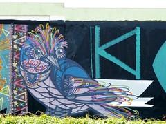 Graffiti (paramonguino) Tags: streetart graffiti lima per charquipunk p1030106 310312 copiarw1061jpg