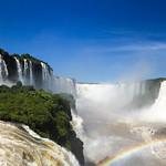 Iguacu Falls (Foz do Iguaçu, Brazil)