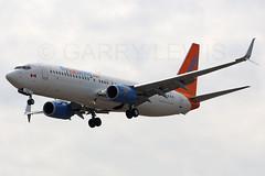 Sunwing Boeing 737-800 C-FLSW (atcogl - ATC @ YYZ) Tags: toronto plane airplane aircraft boeing airliner pearson yyz scimitar 737800 boeing737 sunwing cyyz cflsw