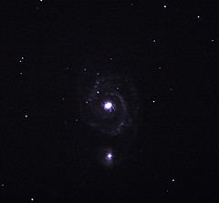 M51 - Whirlpool Galaxy (ejwwest) Tags: elements astrometrydotnet:status=solved astrometrydotnet:id=nova271338