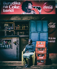 The Real Thing (1 of 1) (Rob Aft) Tags: kenya cocacola