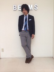 BEAMS ABENO (BEAMS STYLE's Photostream) Tags: mens 関西 阿倍野 ビームス阿倍野