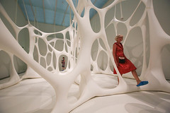 photoset: Kunsthalle Krems: Ernesto Neto & Ines Lombardi (19.7 - 1.11.2015, Eröffnung)