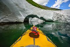 Ice Cave (Marko Stavric) Tags: iceberg icebergs advancedelements aekayaks