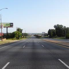 The Road Ahead. Day 81. Rt. 280 in Columbus, GA. Beautiful day to cross into Alabama. #TheWorldWalk #Georgia #travel #wwtheroadahead