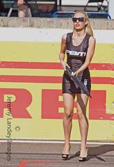 superbikes pit lane girl 1 (jdl1963) Tags: girls pit motorbike lane superbikes thruxton 2015
