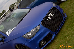 Audi A1 (Connive) Tags: car outside automobile automotive alloy alloywheels wetherbyracecourse fitteduk