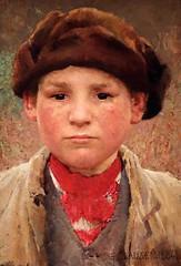 Farmers Boy (peet-astn) Tags: oxford 1884 ashmolean farmersboy sirgeorgeclausen gclausen
