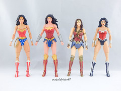 6 inch scale Wonder Woman comparison (metaldriver89) Tags: wonderwoman wonder woman diana prince princess amazon batmanvsuperman v vs superman mattel dc multiverse dcmultiverse dccollectibles dcuc universe classics legacy unlimited actionfigure action figures toys matteltoys new acba articulatedcomicbookart articulated comic book art movie dccomics gotham gothamcity actionfigures figure toyphotography toy mafex medicom dianaprince dcicons bombshells bombshell dcbombshell dcbombshells