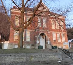 Old Training School (Alma, Wisconsin) (courthouselover) Tags: wisconsin wi schools buffalocounty alma swisscommunitiesintheunitedstates
