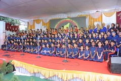 An Apt Answer to the Kaveri Water Issue by 160 Students of Alpine Public School ! (15)