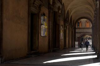 Bologna (Italy) - Strada Maggiore