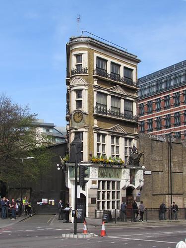 London: Near Blackfriars Station (City of London)