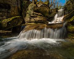 Cascade des Tines (tontonlabiere) Tags: flickrbest samyang ain 14mm cascade waterfall riviere river auvergne rhônealpes