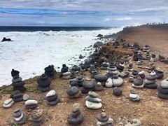 """""""Anfiteatro de las piedras"""" (atempviatja) Tags: borde paseo nubes cielo mar piedras anfiteatro"""