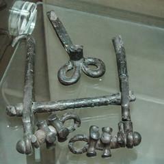 Horse accesories (networks) Tags: albacounty albaiulia ancient ancienttimes archaeology dacia dacian history museum nationalmuseumoftheunion romania transylvania