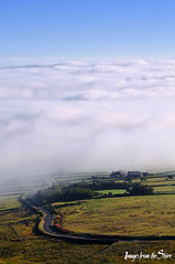 Wessenden head road (Images from the Shire) Tags: metlham cloud inversion westnab moors yorkshire
