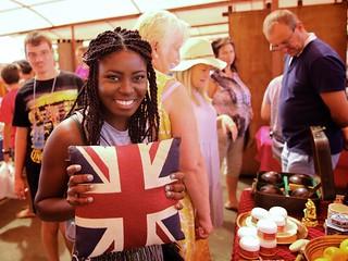 UK fan