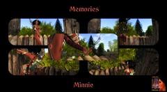 RYL Arueils Memorial of Minnie Set (rosabellarosesl) Tags: ryl rylpictures rylfashion rylclothing arueil slweapon bow spear gor gorean gorkaste gorcaste slgor