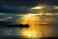 Abendstimmung am Bodensee (angelofruhr) Tags: supershot greatphotographers