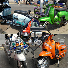 Cleethorpes Scooter Rally 2015 (Peanut1371) Tags: cleethorpes cleethorpesscooterrally2015 rally scooter