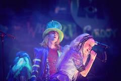Mad T Party. (chris.alcoran) Tags: california canon photography alice disneyland 85mm disney adventure mad wonderland dca hatter disneycaliforniaadventure