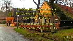 60 Seconds Orvelte (NL) 3 (Microtoerisme) Tags: jan nederland gratis stichting orvelte inzicht stadswandeling geerling microtoerisme