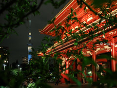 Edited JPEG-5253176 (bee_tee_double_you) Tags: japan temple japanese asia olympus asakusa oriental omd sensojitemple em5 17mmf18