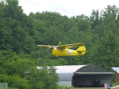 "Aeronca C3 (original) USA 1931 ""Flying Bathtub"" (lulun & kame) Tags: usa newyork america upstateny nolens"